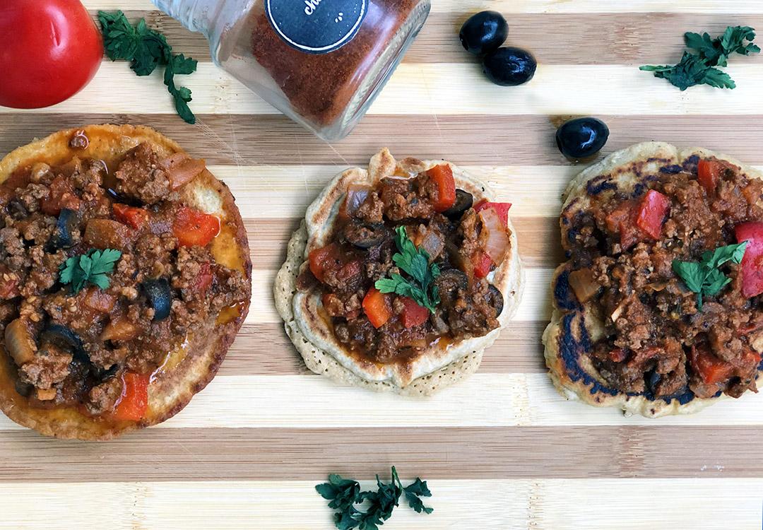 Dietetyczne burrito meksykańskie