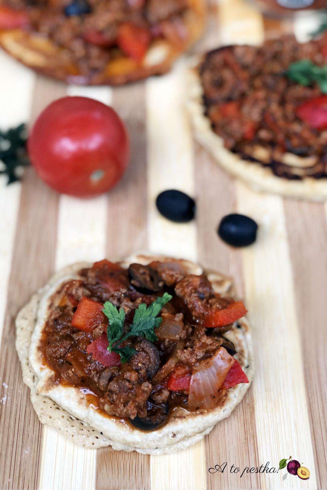 Przepis na dietetyczne burrito meksykańskie