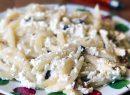 Domowy makaron z serem, czyli wiejski przepis na słono